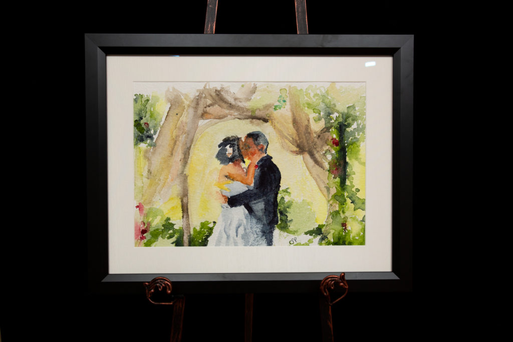 This image has an empty alt attribute; its file name is WaterColorWeddingPainting-1024x683.jpg